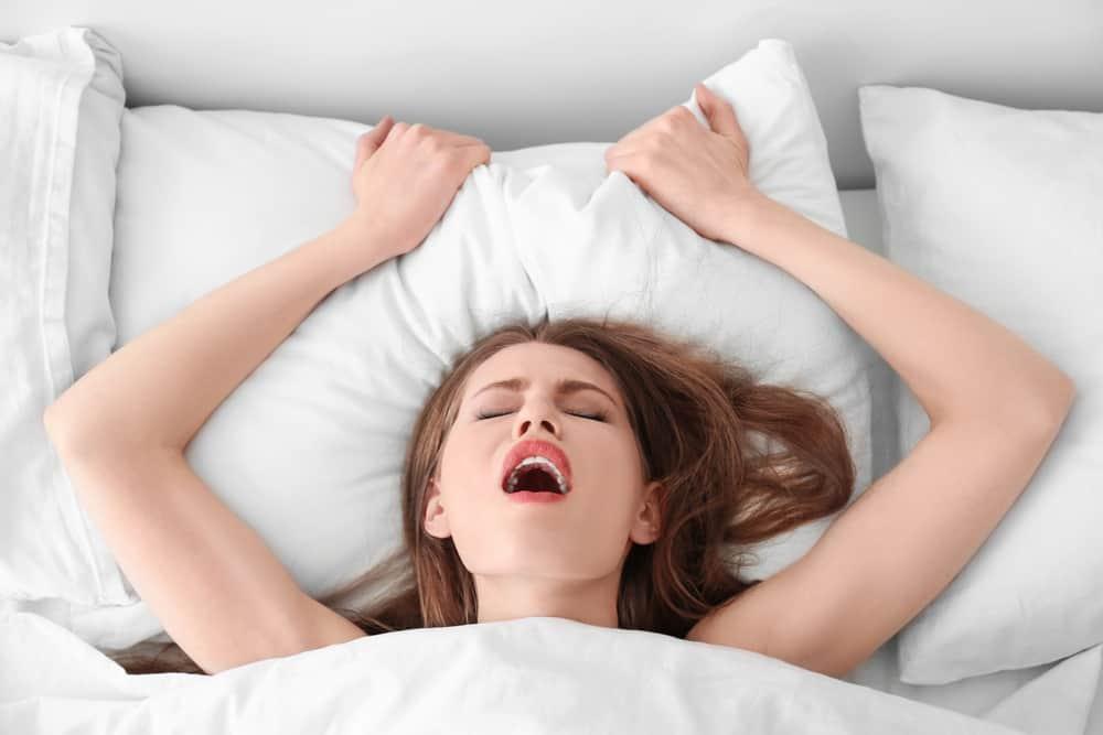 Kako dovesti ženu do prskanja