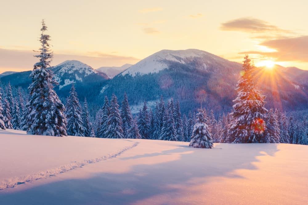 Najniža temperatura u Hrvatskoj