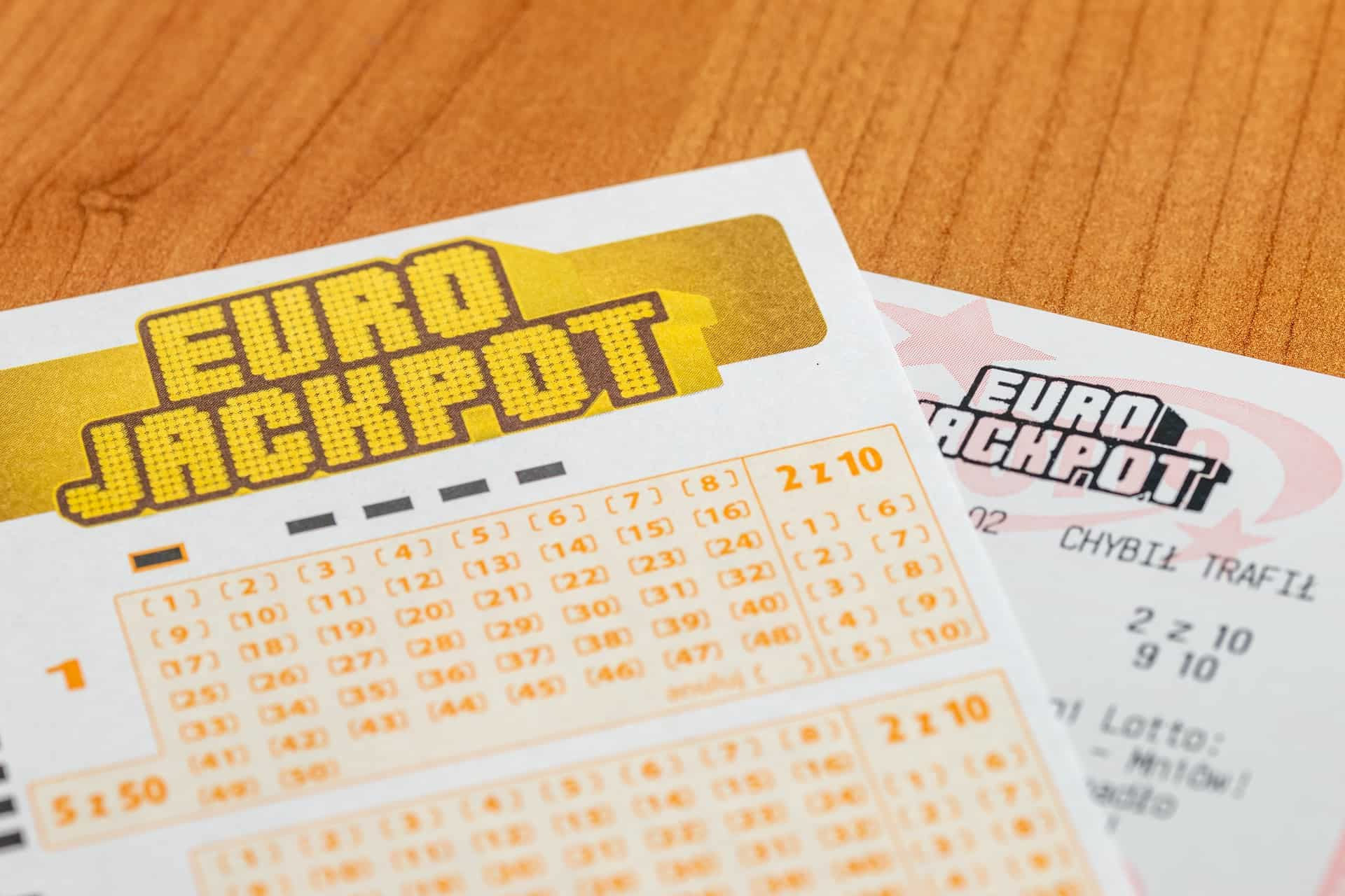 Kako osvojiti eurojackpot